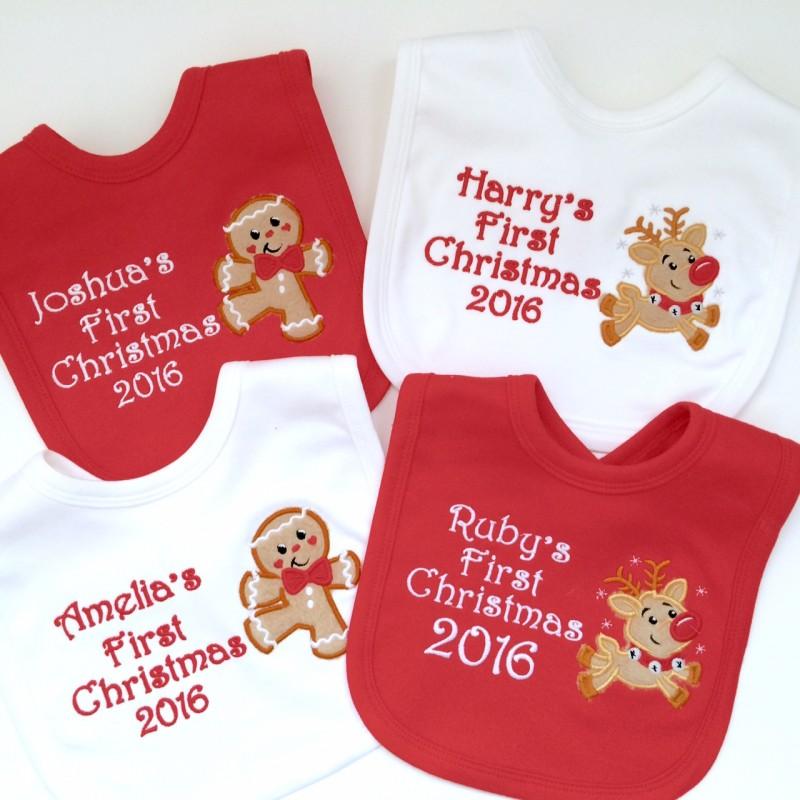 Angel Baby Gifts Uk : Reindeer gingerbread man first christmas