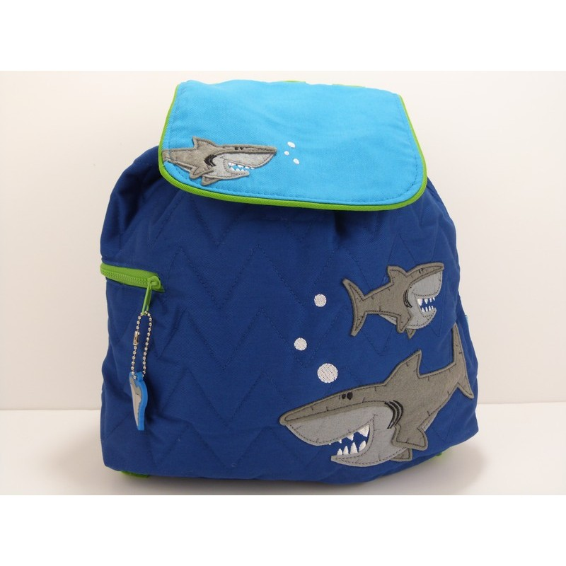 Shark Personalised Stephen Joseph Quilted