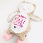 OWL PERSONALISED MUMBLES