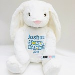 EASTER BUNNY 2019 PERSONALISED MUMBLES